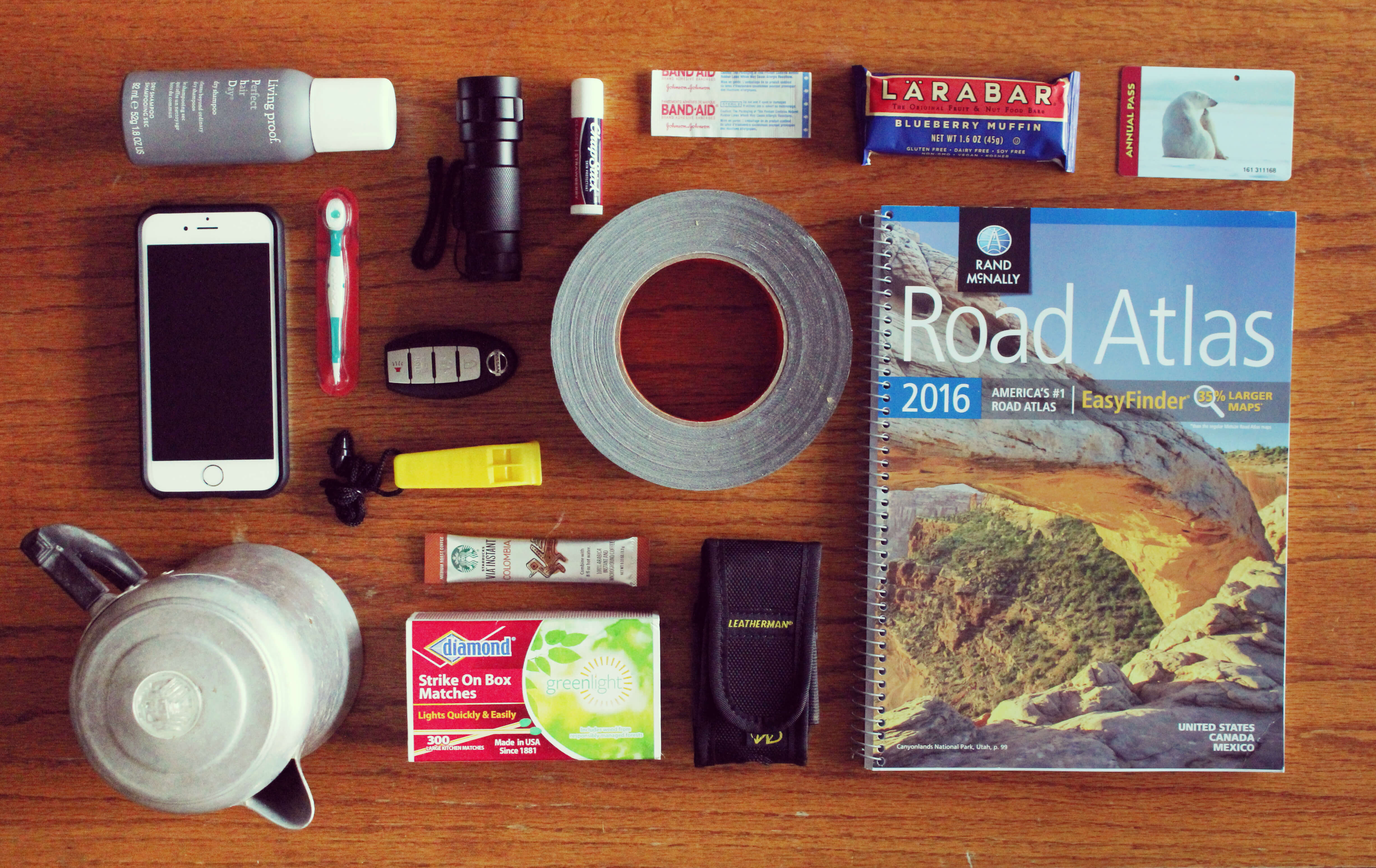10 (extra) things to bring on a long-term road trip | community